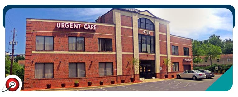 Directions to Express Healthcare Urgent Care in College Park, MD