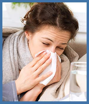 Allergy Treatment at Express Healthcare in College Park MD, New Carrollton MD, Falls Church VA and Vienna, VA