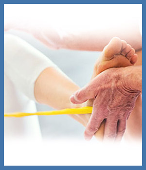 Physical Therapy at Express Healthcare in College Park MD, New Carrollton MD, Falls Church VA and Vienna, VA