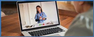 Telemedicine Video Visits Near Me in College Park MD, New Carrollton MD, Falls Church VA, and Tyson Corner Vienna VA